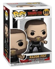 Pop! Marvel Shang-Chi and the Legend of the Ten  Rings - Razor Fist