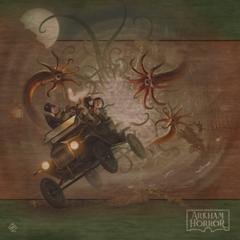 Arkham Horror 3E Gamemat
