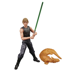 Star Wars - The Black Series 50th Anniversary - Luke  & Ysalamiri Action Figure