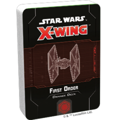 Star Wars X-Wing 2E - Damage Deck - First Order
