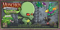 Munchkin Dungeon - Cthulhu