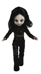 Living Dead Dolls - The Crow Doll