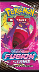 SWSH8 - Fusion Strike Booster Pack