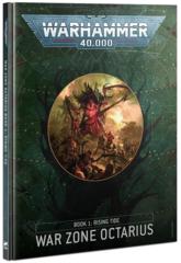 War Zone Octarius - Book 1 Rising Tide