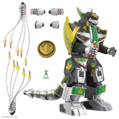 Mighty Morphin Power Rangers Ultimates! - Dragonzord Action Figure