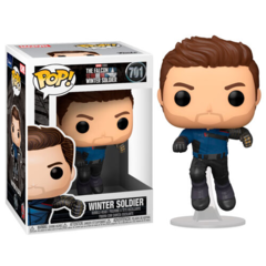Pop! - Marvel's The Falcon and the Winter Soldier - Winter Soldier (#701)