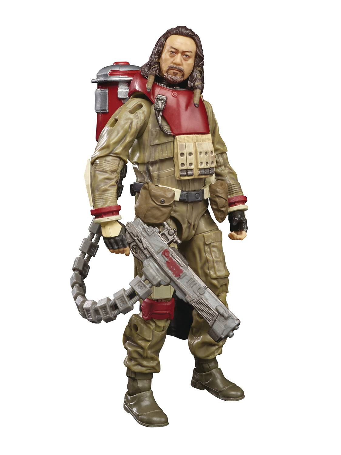 Star Wars - The Black Series - Rogue One - Baze Action Figure