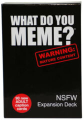 What Do You Meme? - NSFW Expansion Deck