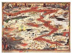 Dungeons & Dragons 5E Game Mat - Avernus Map 23