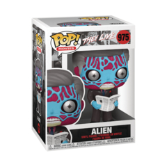 Pop! Movies - They Live - Alien