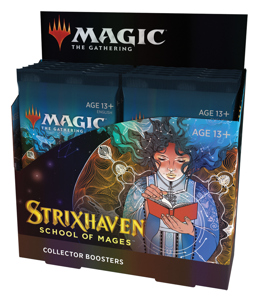 Strixhaven: School of Mages - Collector Booster Box (No Pay in Store, or Store Credit)