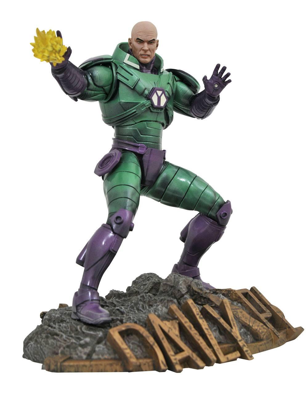 DC Gallery - Lex Luthor PVC Statue