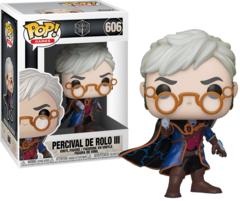 Pop! Critical Role - Percival De Rolo III (#606)