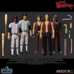 5 Points - The Warriors Action Figure Box Set (damaged box)