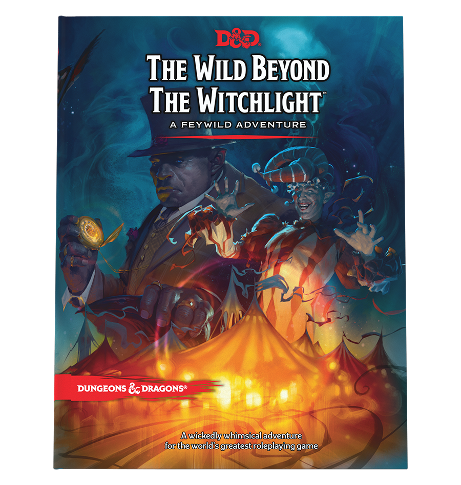 Dungeons & Dragons 5E - The Wild Beyond the Witchlight