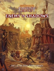 Warhammer Fantasy Role Play - Enemy in Shadows Part 1 of the Enemy Within