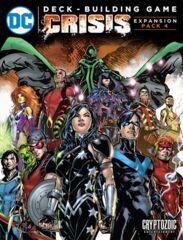 DC Comics Deck-Building Game - Crisis Expansion Pack 4