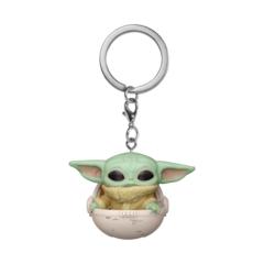 Pocket Pop! - Star Wars The Mandalorian - The Child in Pod Keychain