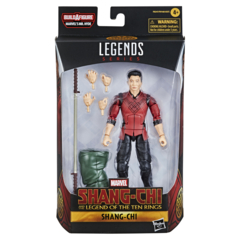 Marvel Legends - Shang-Chi Movie -  Shang-Chi Action Figure (BAF Mr. Hyde)