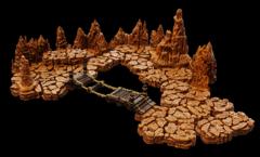 Warlock Tiles - Caverns Base Set