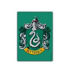 Dragon Shield - Brushed Art Sleeves - Slytherin 100 ct
