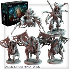 Nemesis - Alien Kings Miniature Set