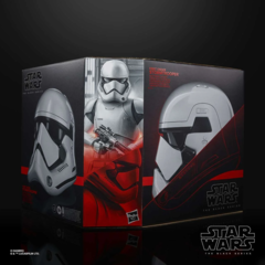Star Wars - The Black Series - First Order Stormtrooper Helmet Replica