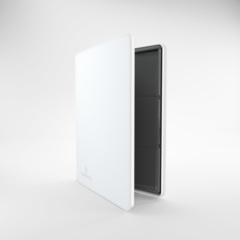 Gamegenic - Zip-Up Album - 18 Pocket - White