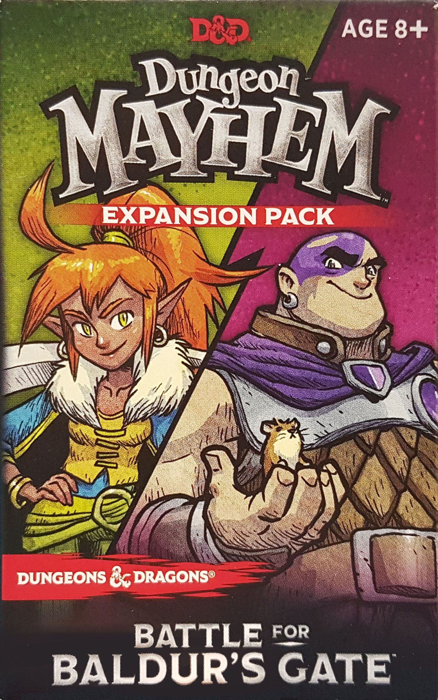 Dungeon Mayhem - Battle for Baldurs Gate Expansion