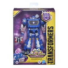 Transformers - Bumblebee Cyberverse Adventures - Soundwave