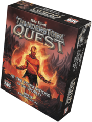 Thunderstone Quest - At The Foundations of the World Quest Expansion #4