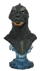 Legends in 3D - Godzilla 1964 Scale Bust