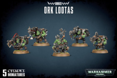 Orks - Ork Lootas