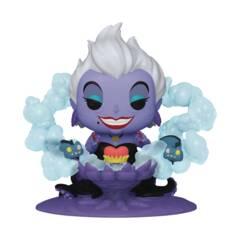 Pop! Disney - Deluxe Ursula  On Throne