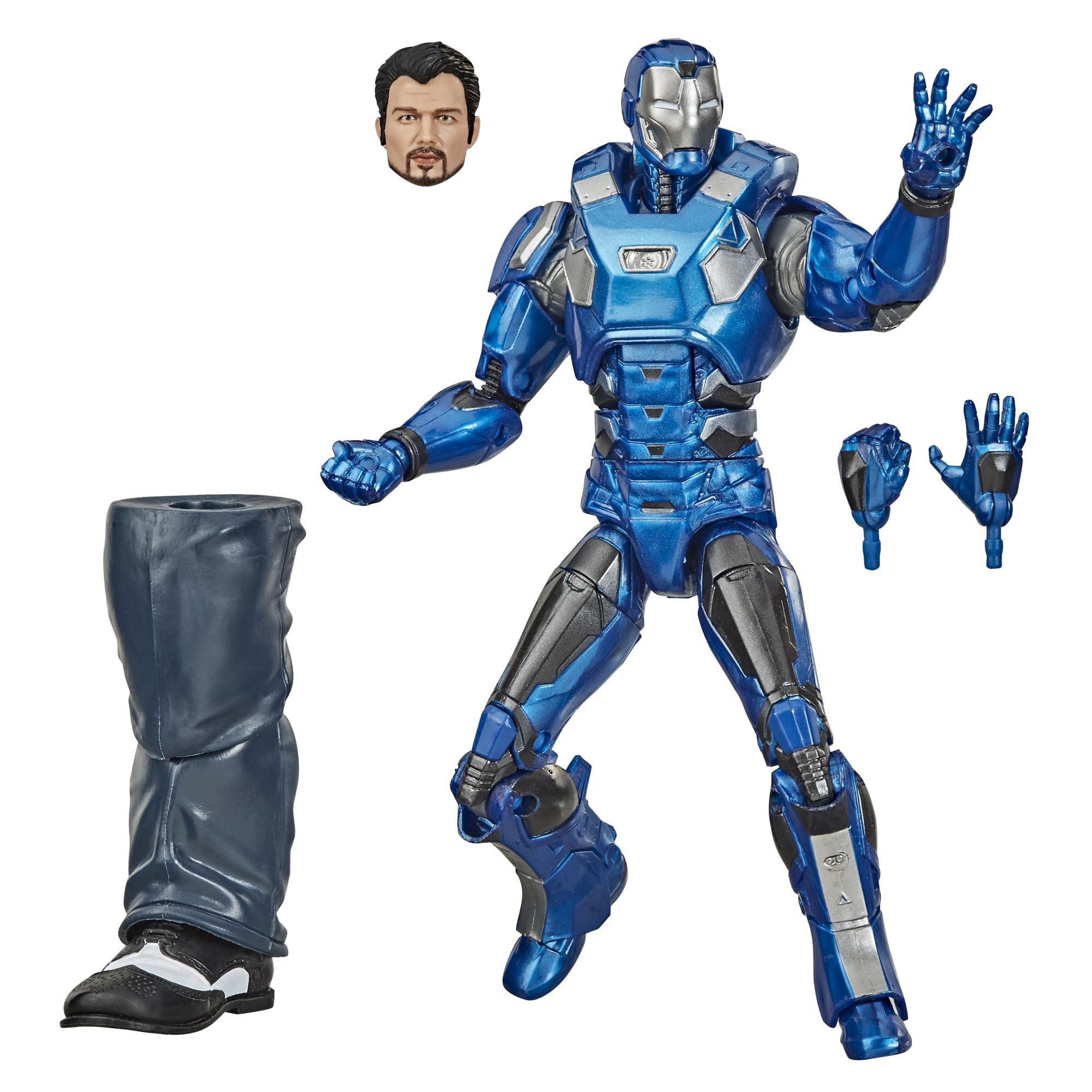 Marvel Legends - Marvels Avengers Gameverse - Atmosphere Iron Man Action Figure (Joe Fixit BAF)