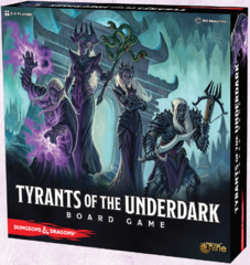 D&D Tyrants of the Underdark Expanded Edition