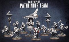 Tau Empire - Pathfinder Team