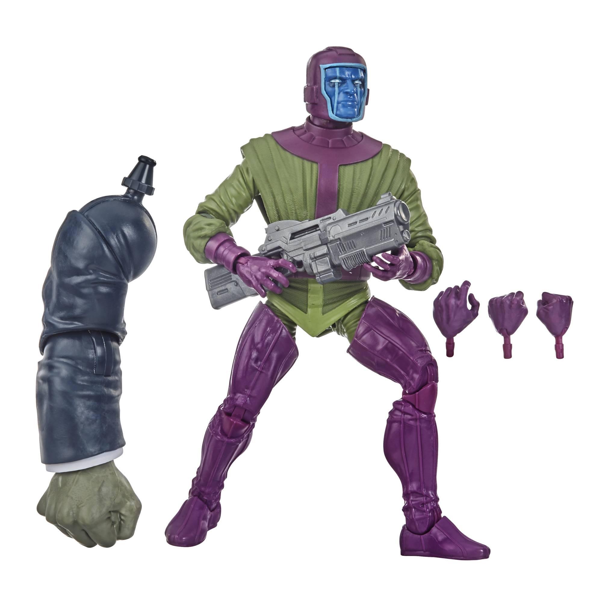 Marvel Legends - Kang Action Figure (Joe Fixit BAF)