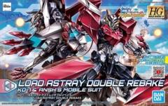 Gundam HG Build Divers:R - Load Astray Double Rebake (#038)
