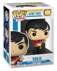 Pop! Televison - Star Trek - Sulu Mirror Mirror Outfit (Funko #1140)