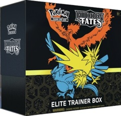 Pokemon TCG - Hidden Fates - Elite Trainer Box