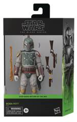 Star Wars - The Black Series - Return of the Jedi - Boba Fett Deluxe Action Figure
