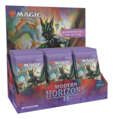 Modern Horizons 2 Set Booster Box (No Pay in Store, or Store Credit)