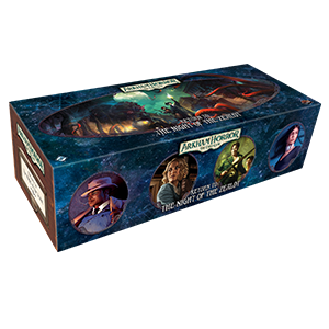 Arkham Horror LCG: Return to the Night of the Zealot