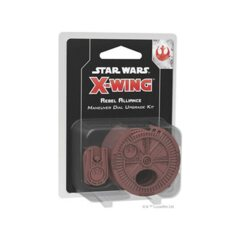 Star Wars X-Wing 2nd Ed - Maneuver Dial Upgrade Kit - Rebel Alliance