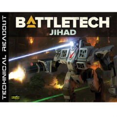 Battletech - Technical Readout - Jihad