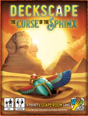 Deckscape - The Curse of the Sphinx