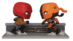 Pop! - DC Comics - Red Hood vs Deathstroke PX Exclusive SDCC 2020 Exclusive