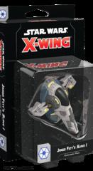 Star Wars X-Wing 2nd Ed - Jango Fett's Slave I