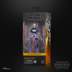 Star Wars - The Black Series - The Clone Wars - Asajj Ventress Action Figure